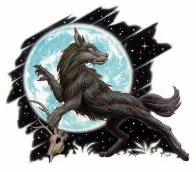 księżyc październik