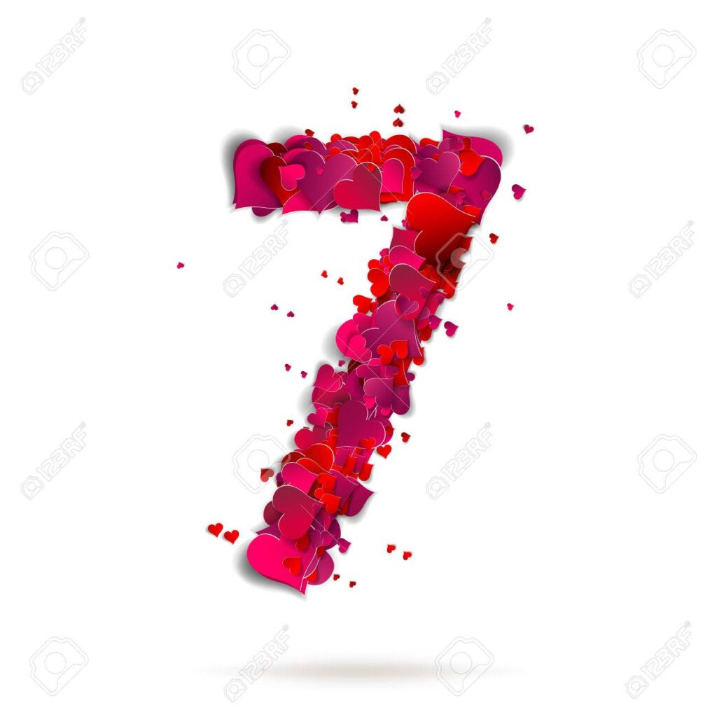 numerologia 7
